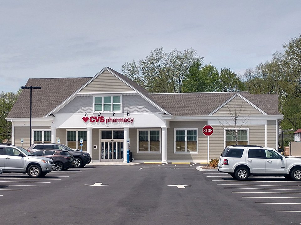 supporting retail development for cvs in new england